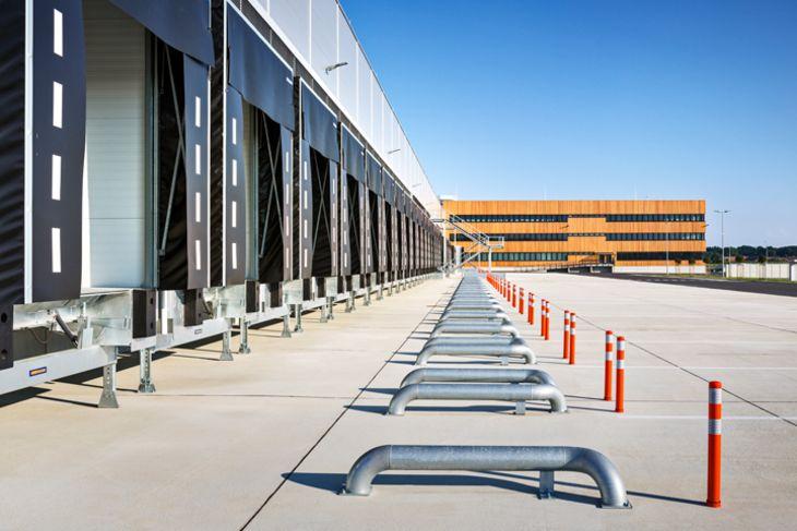 Fertigstellung Logistikzentrum Wundschuh