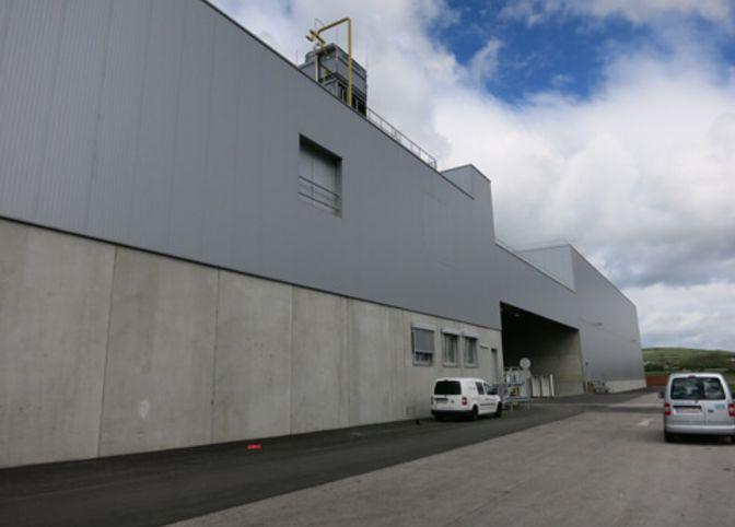 Erweiterung Logistikzentrum Müllendorf