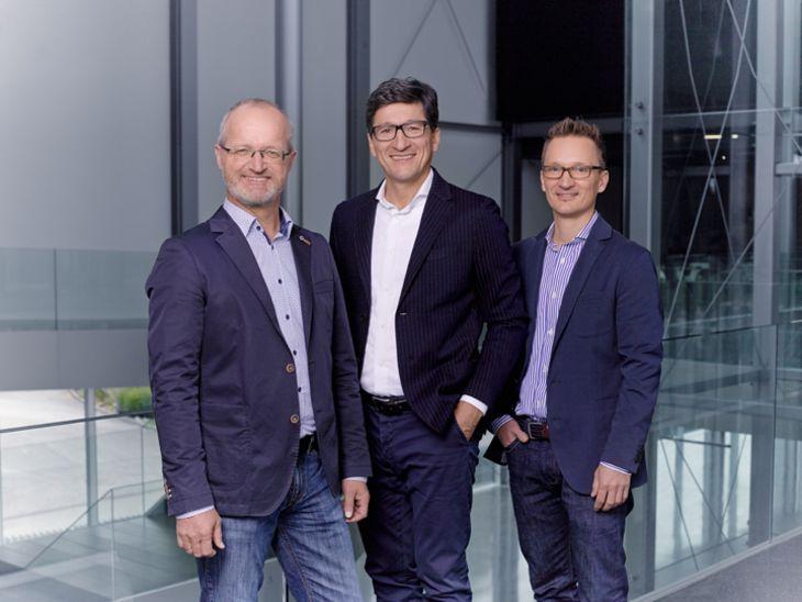 Erweiterung der Geschäftsleitung durch Herrn Dipl.-Ing. Heinz Franzelin als geschäftsführenden Gesellschafter