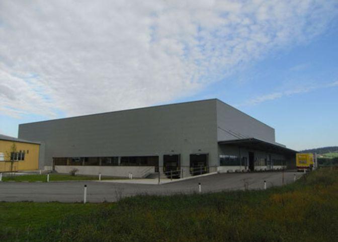 Standortausbau Schatzdorfer, Gampern