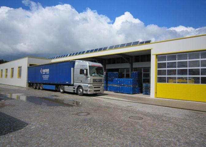 Schneeberger Logistik