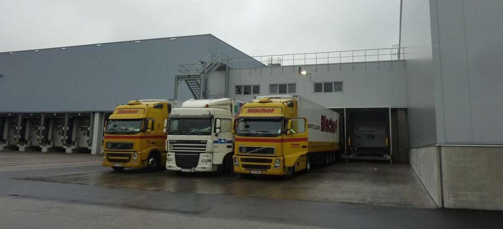 Erweiterung Logistikzentrum Laakirchen