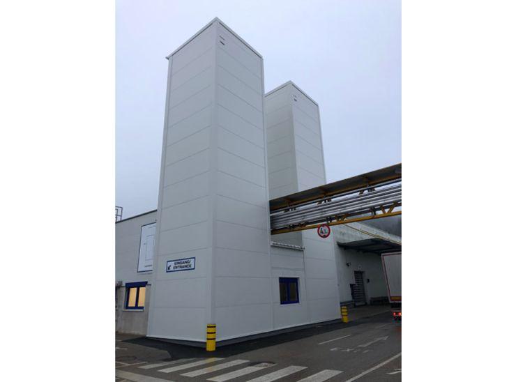 Sanierung Umbau WE-Logistik
