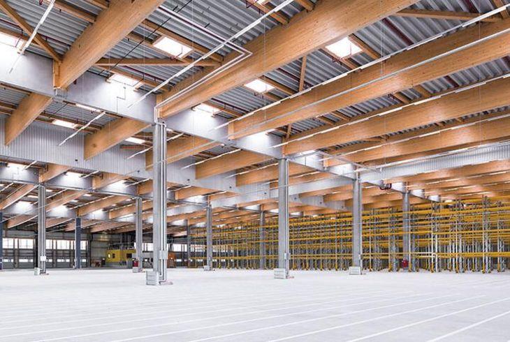 ÖGNI Zertifikat in Platin für Logistikzentrum Wundschuh