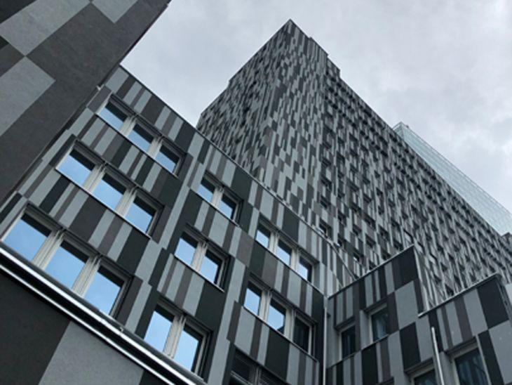 Bürogebäude, Donau-City