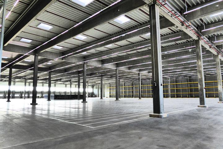 Logistikzentrum Eggolsheim