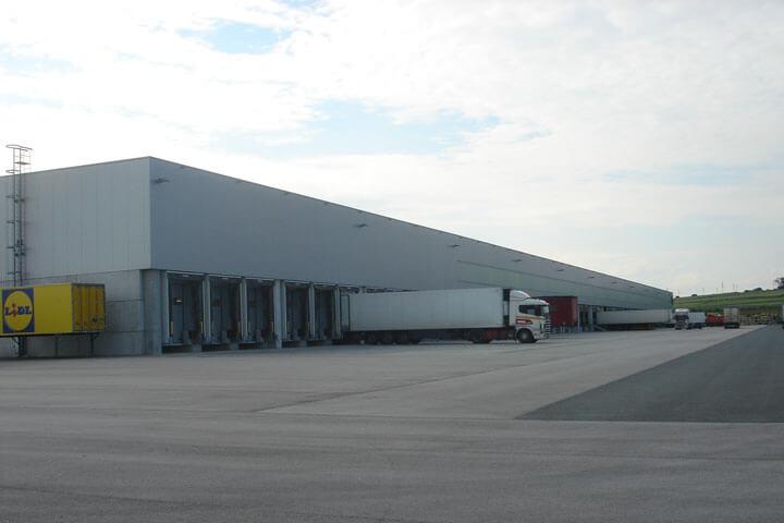 Logistikzentrum Müllendorf