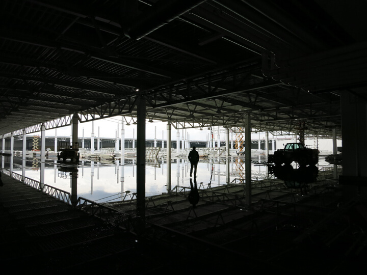 Logistikzentrum Sindos, GR