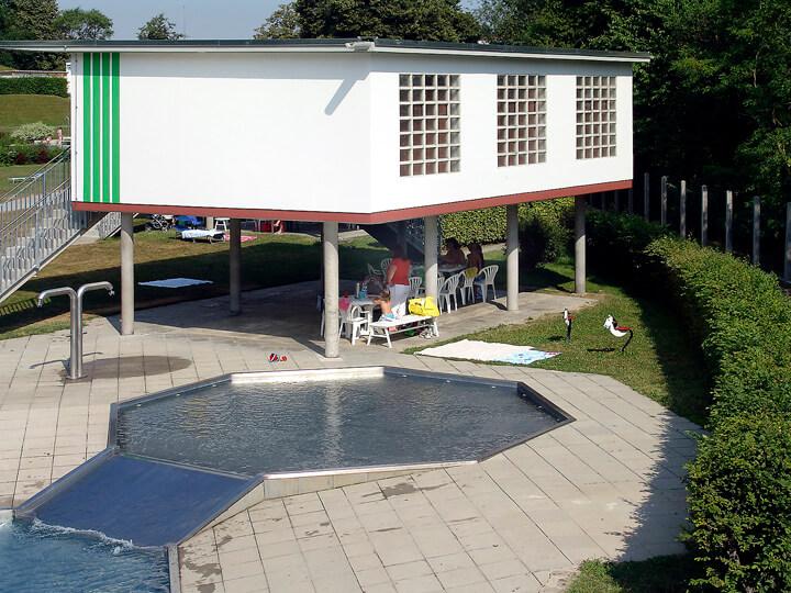 Freibad Steyr